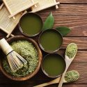 Matcha Green Tea Powder Organic Premium Grade