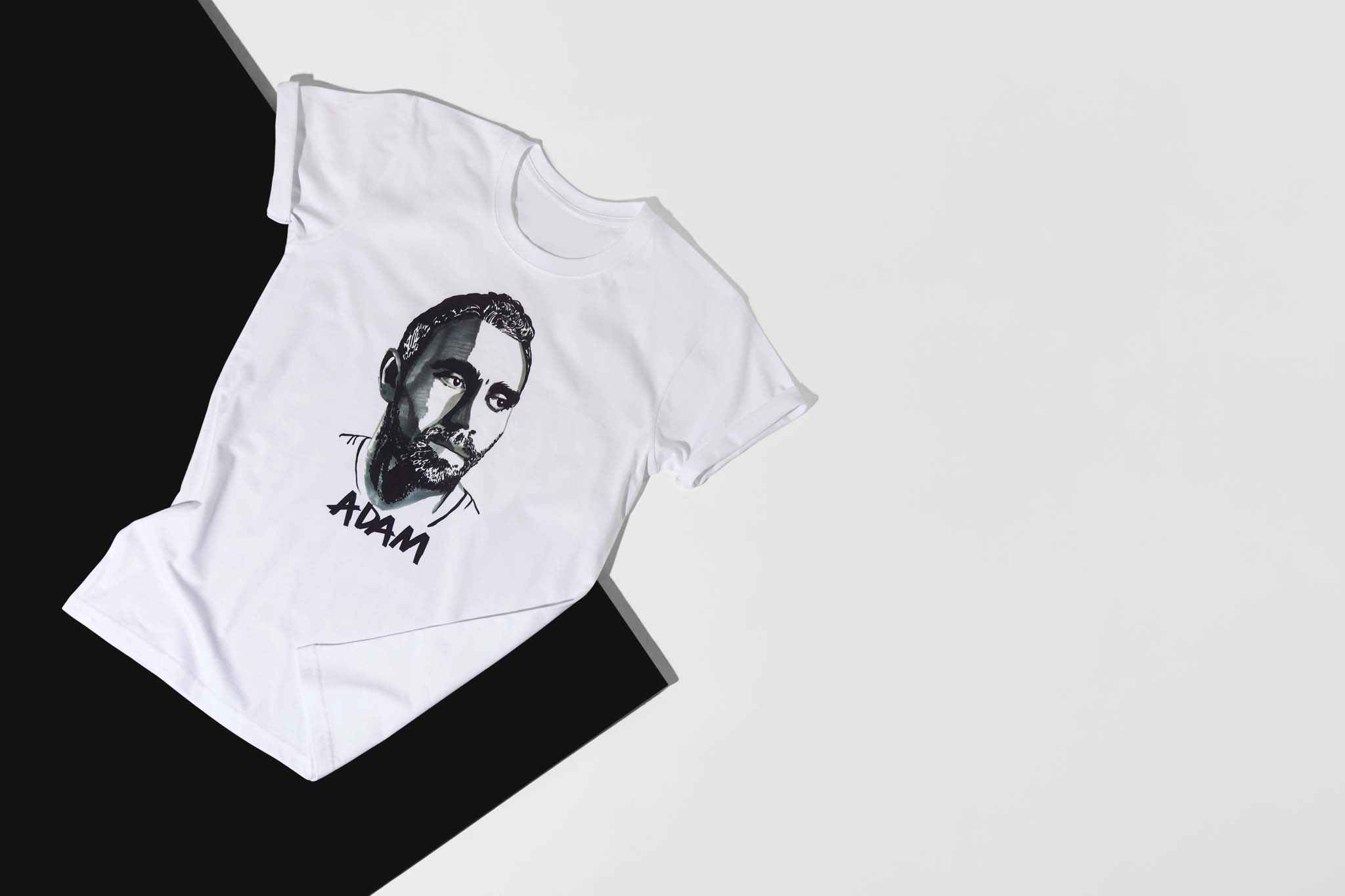 Adam T shirt