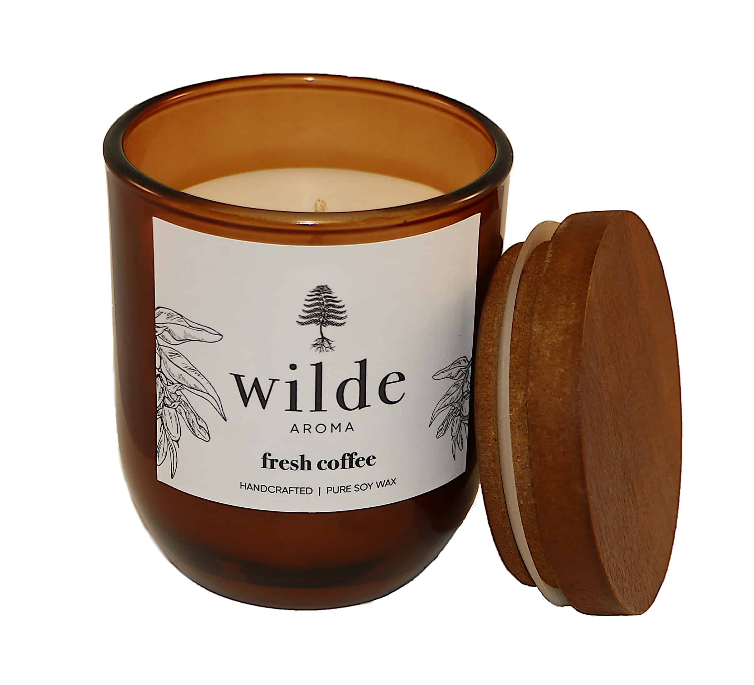 Fresh Coffee Candle Shop Online #SHOPSMALL #SHOPLOCAL AT ...