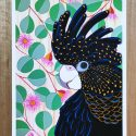 Black Cockatoo – Print