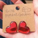 Little Lovin' Handmade Resin Earrings