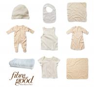 Fibre for Good Organic Baby Summer Essentials Set