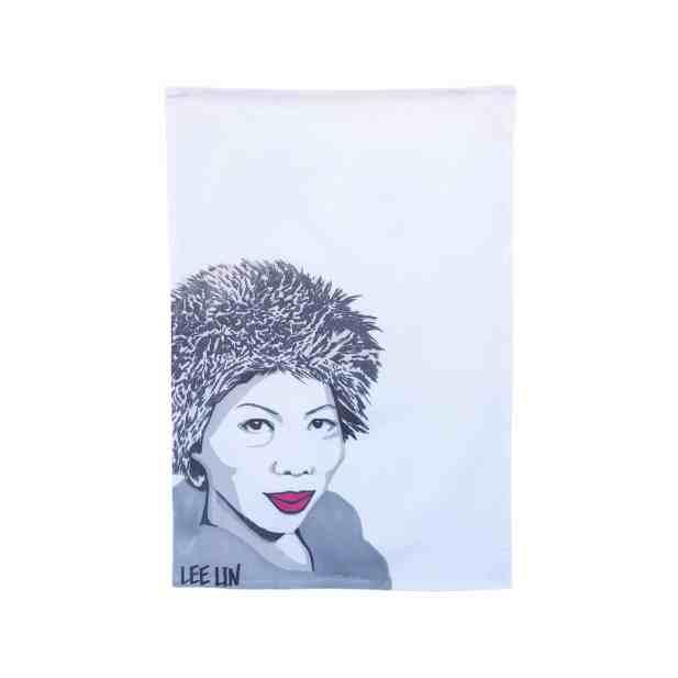 Lee Lin Tea Towel