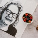 Magda Tea Towel