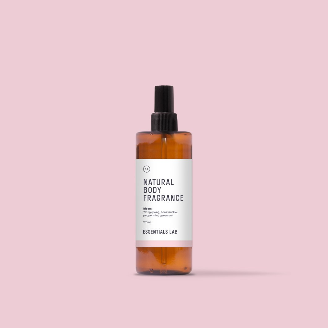 Bloom · Natural Body Fragrance