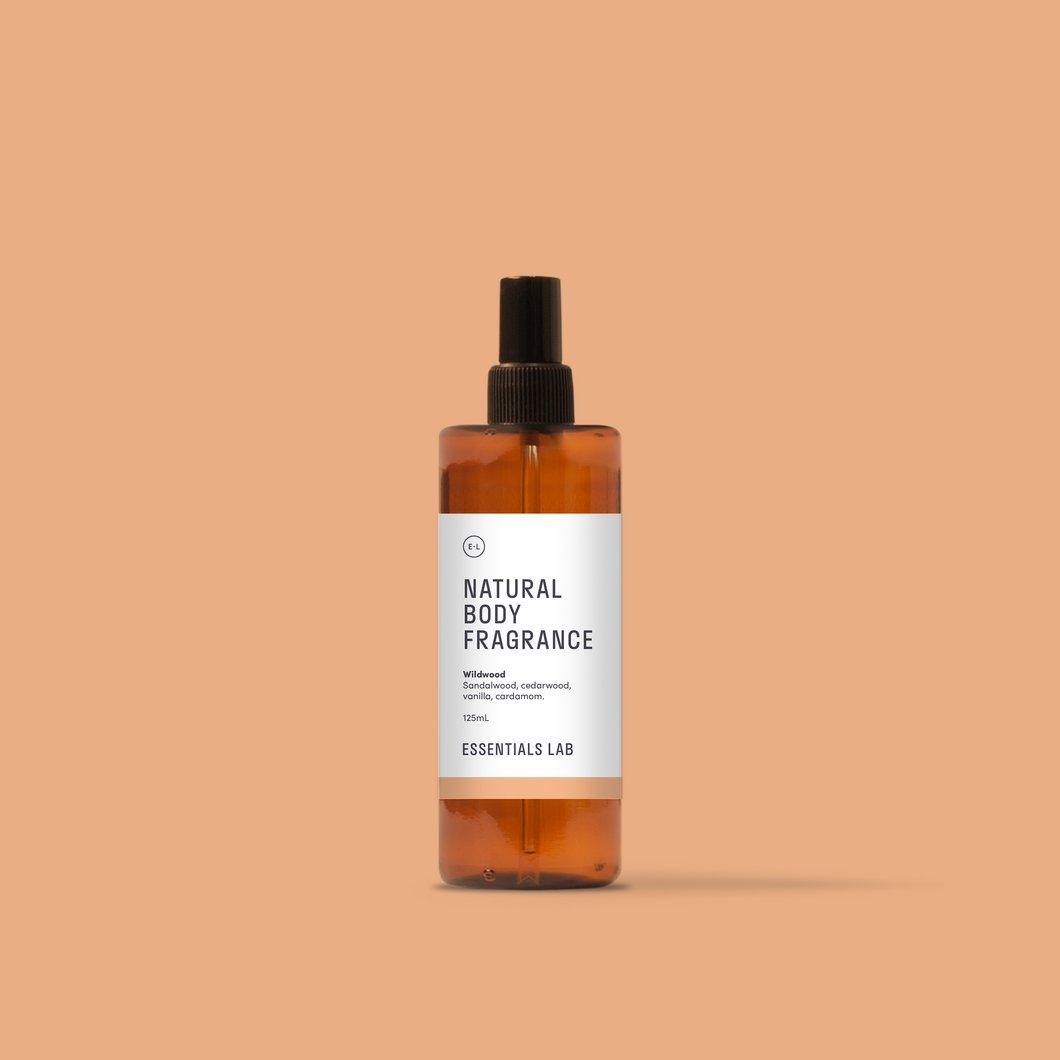 Wildwood · natural body fragrance