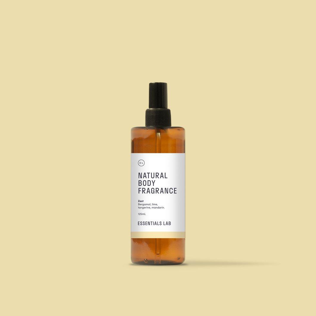 Zest – Natural body fragrance