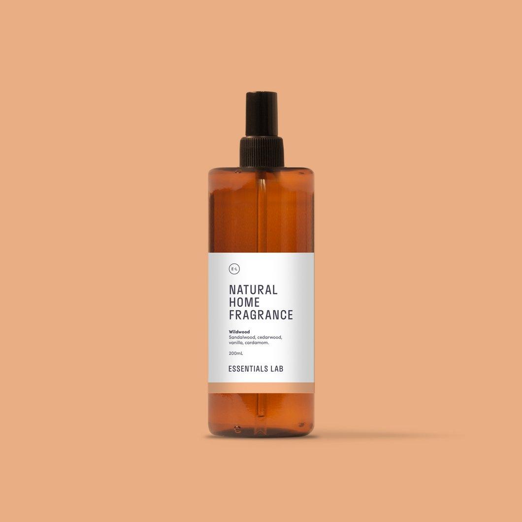 Wildwood · natural home fragrance