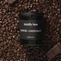 Candle – coffee + chocolate