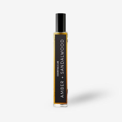Perfume • Amber and Sandalwood