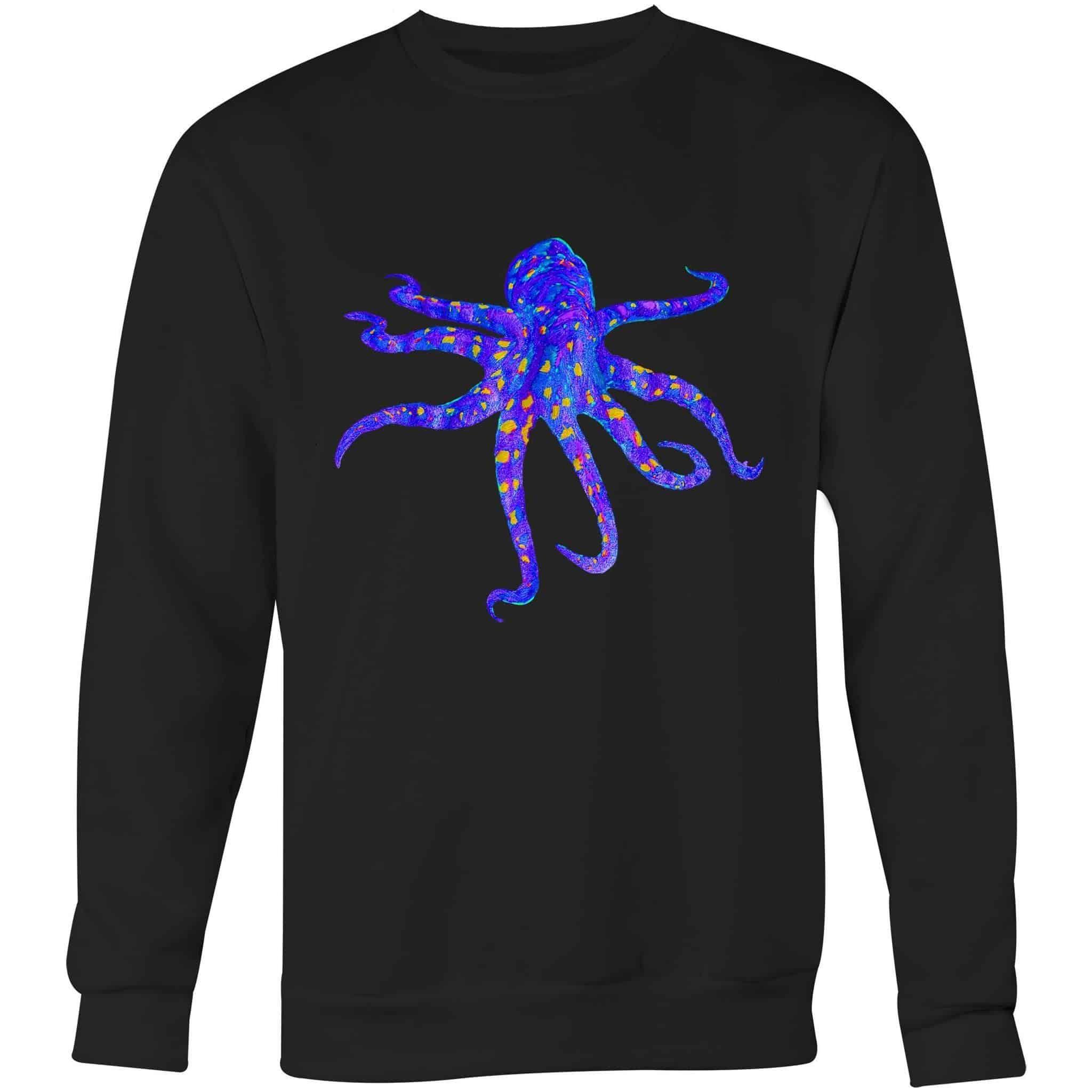 Blue Ringed Octopus Jumper